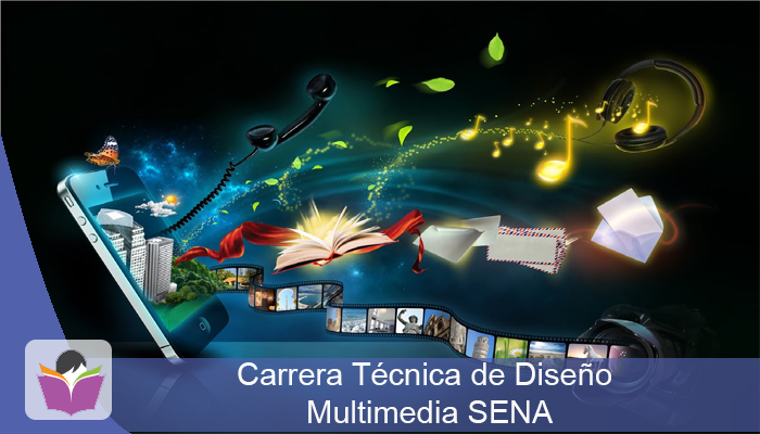 Carrera SENA Diseño Multimedia